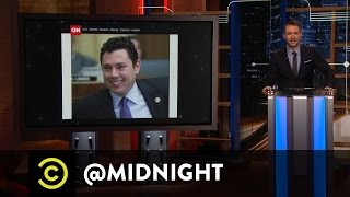 GOP Health Scare - @midnight with Chris Hardwick