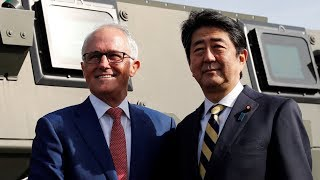 Japan and Australia to deepen military cooperation