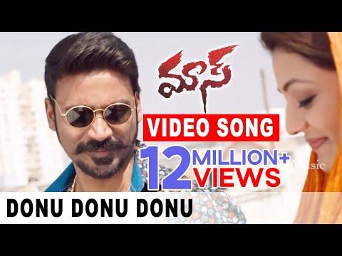Donu Donu Donu Video Song || Maas (Maari) Movie Songs || Dhanush, Kajal Agarwal, Anirudh