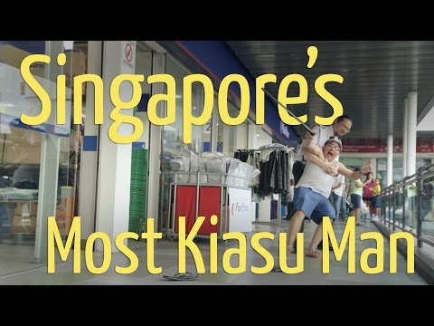 Xxx Mp4 The Most Kiasu Man In Singapore Ft Cheok Amp Elizabeth Boon 3gp Sex