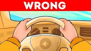 8 Things You're Doing Wrong When Driving Fast