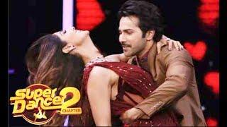 Varun Dhawan Shilpa Shetty HOT Dance In Super Dancer 2