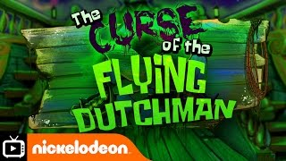 SpongeBob QuestPants | The Curse of the Flying Dutchman (Trailer) | Nickelodeon UK