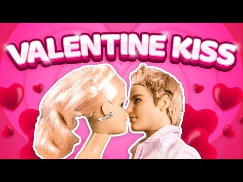 Barbie - Valentine Kiss   Ep.7