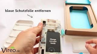 Unboxing Fairphone 2 - Vireo.de