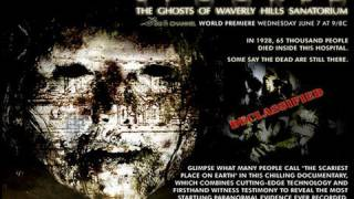 SPOOKED The Ghosts Of Waverly Hills Sanatorium/CLIP 2 (SyFy/NBC Universal)