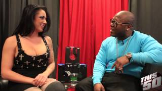 Alexa Aimes on Her Breast Size; Her X Rated Movies; Squirting