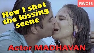 Secrets of a kissing scene shoot - Actor Madhavan (Maddy) - Q&A