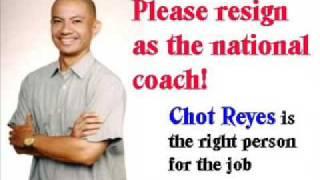 Please change the coach!
