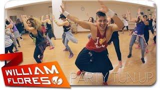 William Flores - Party Tun Up  (Mr. Vegas)