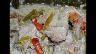 Resep Garang Asem Daging Ayam Gurih dan Enak