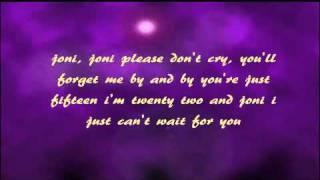 Don't Cry Joni+Lyrics Conway Twitty And Joni Lee.mp4