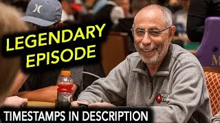(Legendary) Barry Greenstein DROPS WISDOM On Poker & Life !