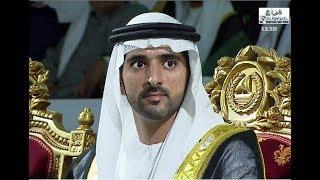 Dubai Crown Prince - attends graduation of Dubai Police Academy (8 January 2019)