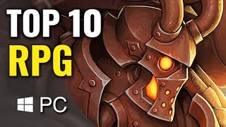 Top 10 Role-Playing Games on PC | Best RPGs