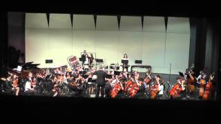 CIM Pops Concert 5.2.2013 Themes from Memoirs of a Geisha by John Williams - String Orchestra