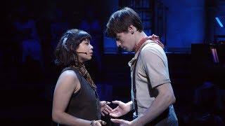 Hadestown Broadway Show Clips