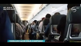 Pasajeros enfrentaron el peor vuelo de sus vidas LA MAÑANA