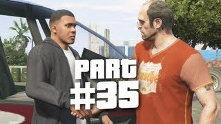 Grand Theft Auto 5 Gameplay Walkthrough Part 35 - Hood Safari (GTA 5)