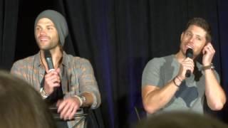 DALLASCON - Jared and Jensen Main Panel part1