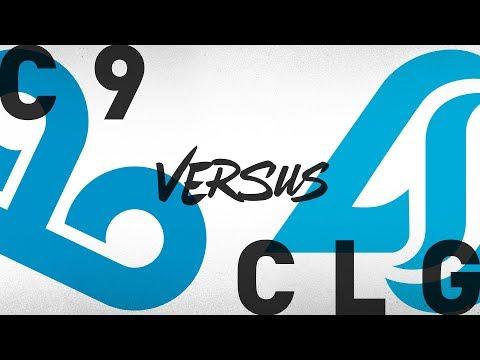 Xxx Mp4 C9 Vs CLG Week 7 Day 2 NA LCS Summer Split Cloud9 Vs Counter Logic Gaming 2018 3gp Sex