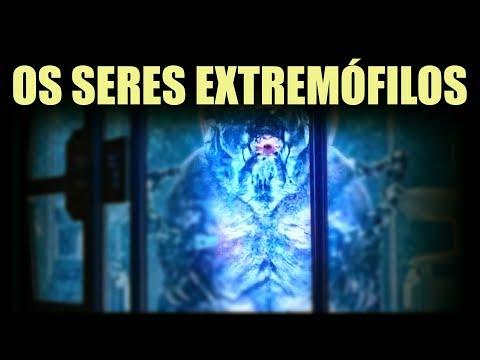 AllienBusca #004 - Os Seres Extremófilos - #SeriedadeUFO