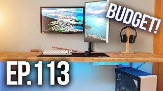 Room Tour Project 113 - BUDGET Edition!