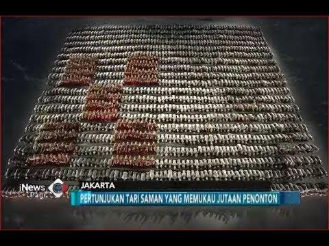 Xxx Mp4 MEMUKAU Ribuan Penari Saman Hipnotis Jutaan Penonton Asian Games INews Pagi 19 08 3gp Sex