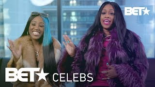 Trina Spills Some Tea About Love & Hip Hop Miami! | BET Celebs