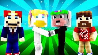 FNAF World - MARRIAGE?! (Minecraft Roleplay) Night 18