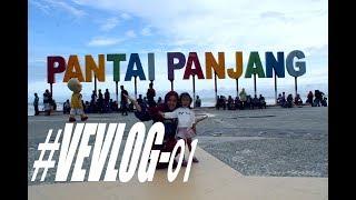 #VEVLOG-01 chai and Sister's family in Pantai Panjang BENGKULU