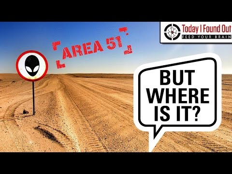 Why is Area 51 Called That