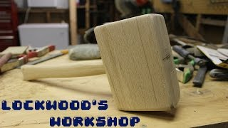 Mallet Time - DIY Woodwork Hammer