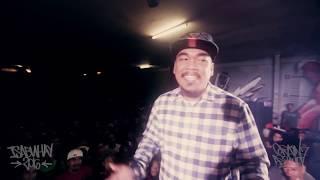 FlipTop - Tipsy D vs Flict-G @ Isabuhay 2016