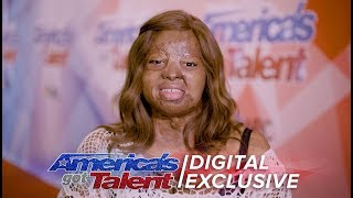 Kechi Feels Honored By Her Amazing AGT Journey - America