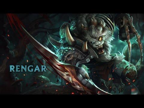 Focus de la présaison sur Rengar | Gameplay – League of Legends