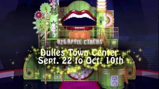 BIG APPLE CIRCUS Dream Big 2011 TV Commercial