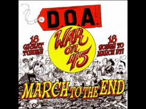 D.O.A. - Eve Of Destruction
