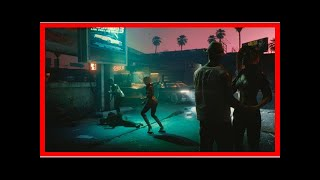 Breaking News | Cyberpunk 2077 E3 2018 Demo Was Shown In 1080p; Team Confident To Get Good Performa