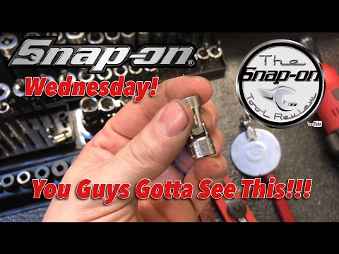 Snap-on Wednesday Check Out My Ratchet Drawer MUST SEE!!