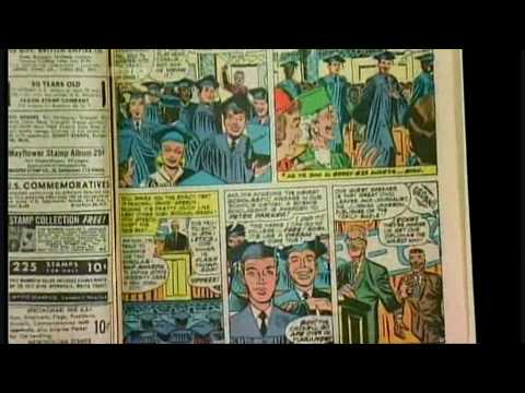 BBC - Jonathan Ross - In Search of Steve Ditko, part 1 of 7