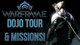 Warframe - Welcome to the Dojo & Missions! - GullofDoom