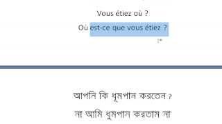 Français Avec Rabbani Leçon et exercices sur l'Imparfait ( lesson about Imparfait)