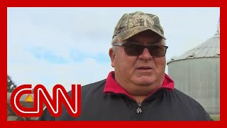Farmer who voted for Trump: He