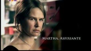 Nailea Norvind:  Martha, asfixiante