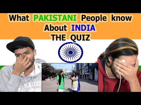 Xxx Mp4 Indian Reaction On What PAKISTANI People Know About INDIA Pakistan On India Swaggy D 3gp Sex