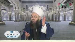 12 Mart 2015 Tarihli Bu Haftanın Sohbeti - Cübbeli Ahmet Hocaefendi Lâlegül TV