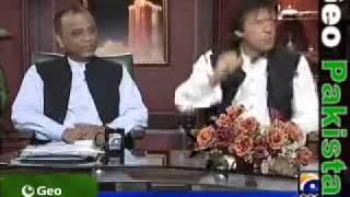 Capital Talk with Imran Khan, Ijaz ul Haq: Part 2