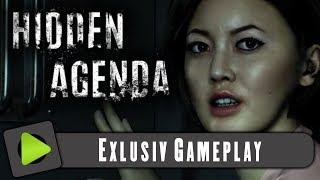 Hidden Agenda (Playlink) 🎮 Exclusiv 15 min Gameplay (Gamescom 2017)
