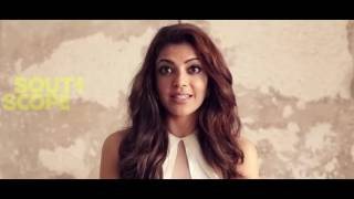 Kajal Agarwal hot  South Scope 2016 Photoshoot